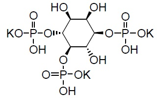 Ins(1,4,5)P3 (synthetic) Ins(1,4,5)P3 (synthetic), D-myo-Inositol-1,4,5-triphosphate, tripotassium salt [CAS: 85166-31-0]
