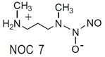 NOC 7 NOC 7, 1-Hydroxy-2-oxo-3-(N-methyl-3-aminopropyl)-3-methyl-1-triazene [CAS: 146724-84-7]